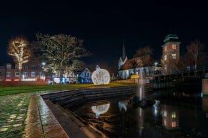 Osterholz-Scharmbeck im Advent
